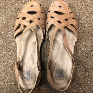 Bass sandals. NWOT